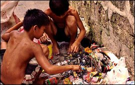 Street Children of the Philippines